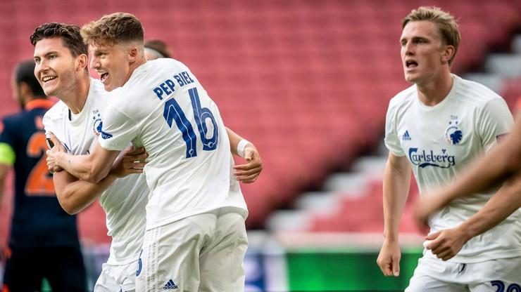 Liga Europy: Mistrz Turcji za burtą! FC Kopenhaga gra dalej