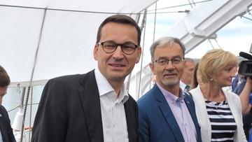 """Morawiecki chce powołania komisji śledczej ws. wyłudzeń podatku VAT. """"Rozmawiałem o tym z prezesem Kaczyńskim"""""""