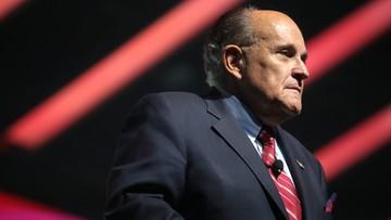 FBI przeszukało mieszkanie Rudy Giulianiego. To były prawnik Trumpa