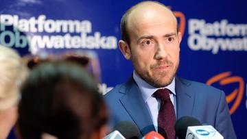 Budka: projekt PiS ws. SN zakrawa o zamach stanu