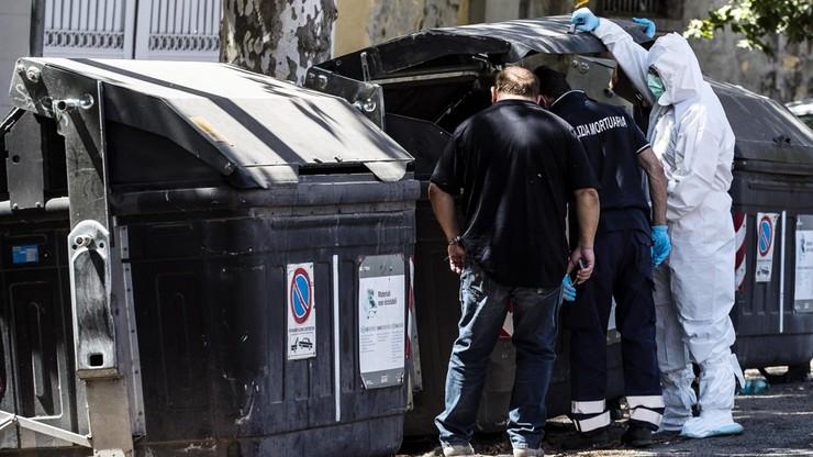 Poćwiartowane zwłoki kobiety w kubłach na śmieci. Do morderstwa przyznał się jej brat