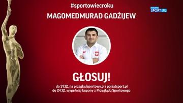 Plebiscyt PS i Polsatu: Sylwetka Magomedmurada Gadżijewa