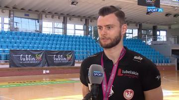 Szymon Romać: Na każdy trening przychodziliśmy ze świadomością, że walczymy o awans