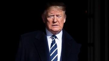 """Rusza śledztwo w sprawie Donalda Trumpa. """"Ta sprawa ma wysoki priorytet"""""""