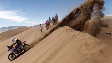 Dakar 2016: dziesięciu Polaków na liście startowej