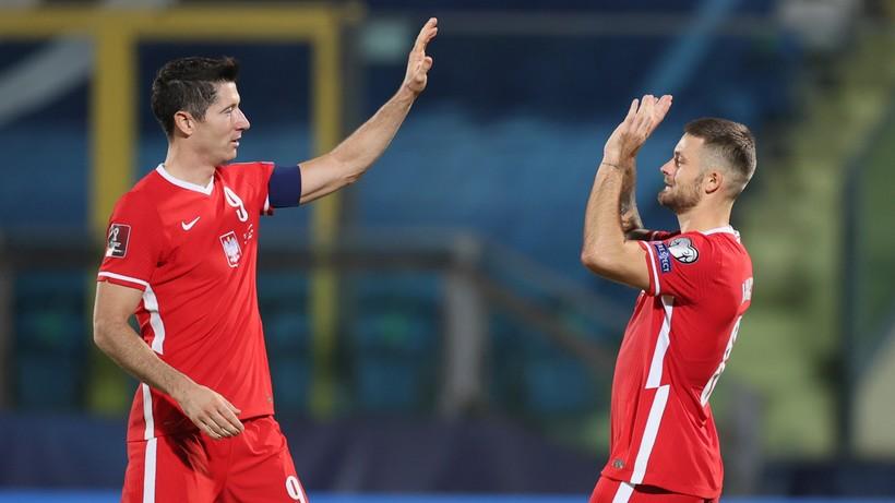 El. MŚ 2022: Polska rozbiła San Marino. Radość outsidera ze strzelonego gola