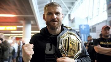 """Jan Błachowicz chce walki z mistrzem UFC! """"Przygotujcie się na fajerwerki"""""""