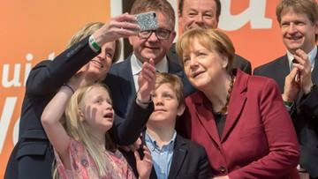 Wybory w Niemczech: znaczne straty partii Merkel, sukces antyimigranckiej AfD