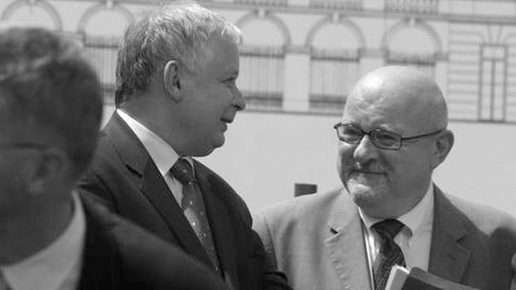 Zmarł Michał Borowski, były naczelny architekt Warszawy