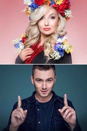 2021-06-17 Cleo i Kamil Bednarek na Polsat SuperHit Festiwal 2021