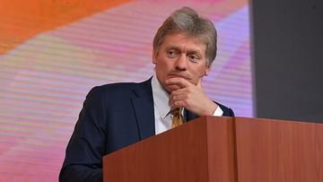 Rzecznik Kremla przed spotkaniem Putin-Trump: liczymy, że szczyt przybliży koniec kryzysu