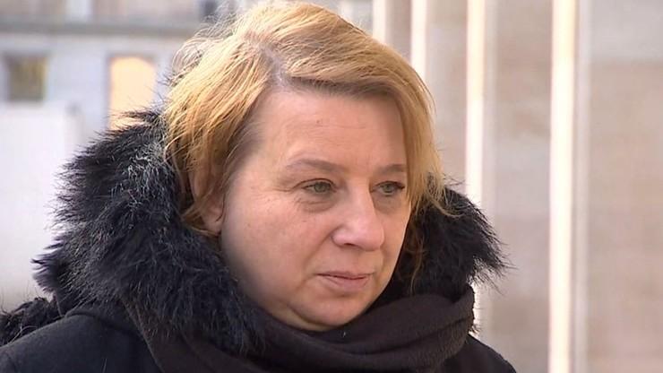 """""""Warszawa nienawidzi Smoleńska"""". Wdowa po T. Mercie o protestach przeciwko pomnikowi"""