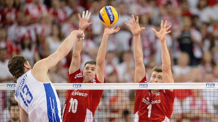 Dmitrij Muserski podczas igrzysk w Tokio zagra na pozycji atakującego