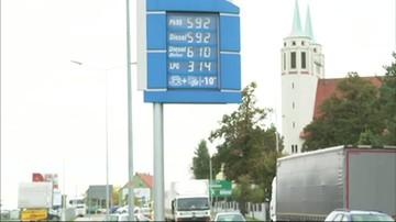 Drogo na stacjach benzynowych. Ponad 6 zł za litr paliwa