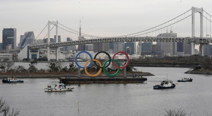 IO w Tokio: możliwa zmiana trasy maratonu pływackiego