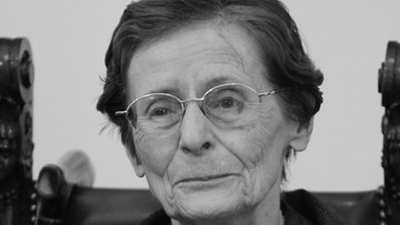 Zofia Bartoszewska nie żyje. Miała 90 lat