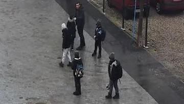 Policja szuka mężczyzny, który zaatakował dziecko w Pucku