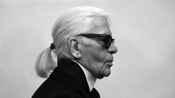 Zmarł słynny kreator mody Karl Lagerfeld. Miał 85 lat