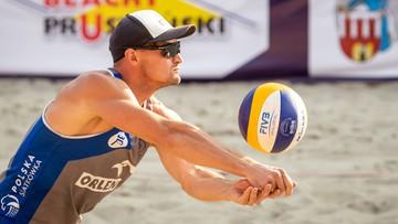 WT w siatkówce plażowej: Jakub Szałankiewicz i Miłosz Kruk w finale