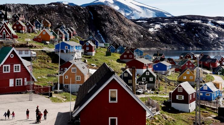 """""""WSJ"""": Trump sondował pomysł zakupienia Grenlandii"""