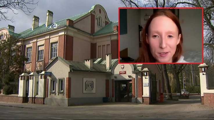 Zarzuty o mobbing w łódzkiej filmówce. Anna Paliga spotkała się z władzami uczelni