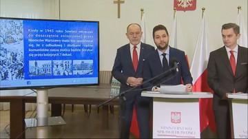 Jaki: w wyniku reprywatyzacji Warszawa straciła 21,5 mld zł