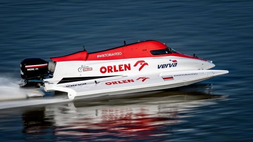 F1 H2O: Bartłomiej Marszałek z Orlen Team na starcie