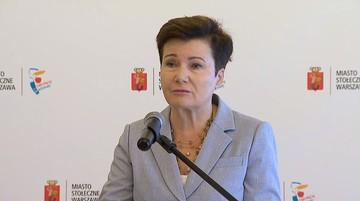 Komisja weryfikacyjna oddaliła wnioski Hanny Gronkiewicz-Waltz ws. uchylenia grzywien