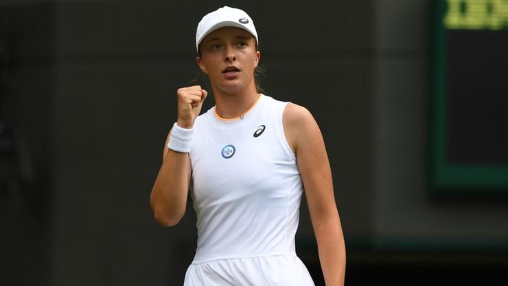 Wimbledon: Iga Świątek w drugiej rundzie!