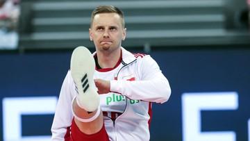 Polski siatkarz opuścił bezpieczną bańkę i wrócił do kraju