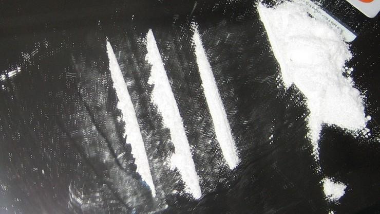 Przemyt kokainy w zeszytach. Mieszkańcowi Augustowa grozi do 12 lat więzienia