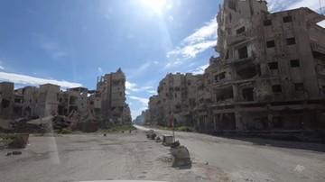 Obserwatorium: Izrael zaatakował pozycje syryjskie
