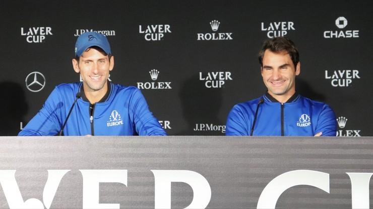 Rankingi ATP: Djokovic zepchnął Federera z pozycji wicelidera