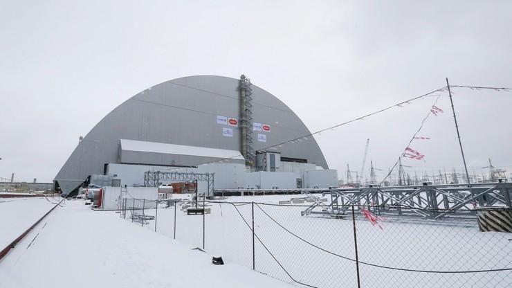 Nowe zabezpieczenie elektrowni atomowej w Czarnobylu