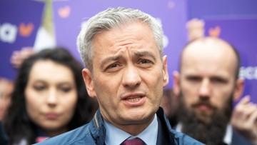 Biedroń: nie ma miejsca na mobbing w Wiośnie