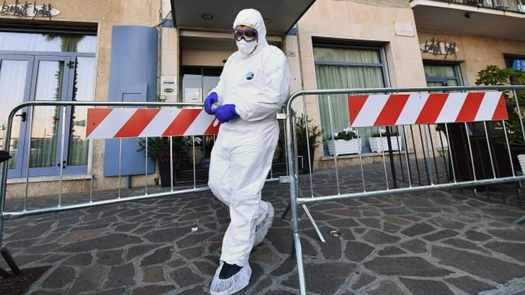 Coraz więcej przypadków koronawirusa w Europie. Ponad 400 osób zarażonych we Włoszech