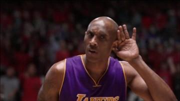 Bryant dyryguje kibicami. Marka Nike żegna gwiazdę nietypowym klipem