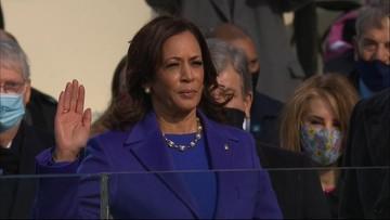 Pierwsza kobieta wiceprezydentem USA. Kamala Harris zaprzysiężona