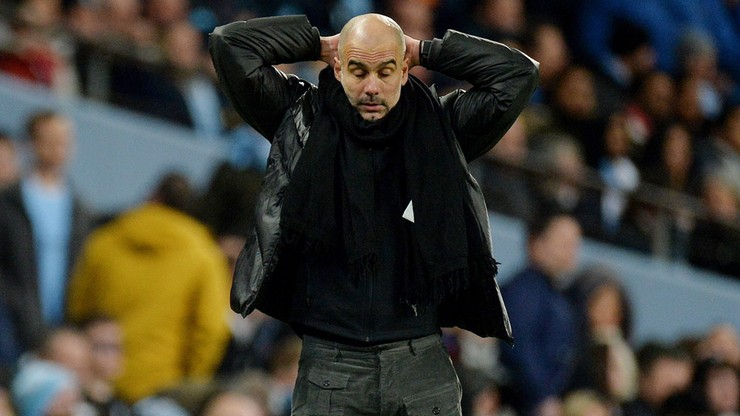 Guardiola o formie Manchesteru City: Może nie jesteśmy w stanie rywalizować z najlepszymi
