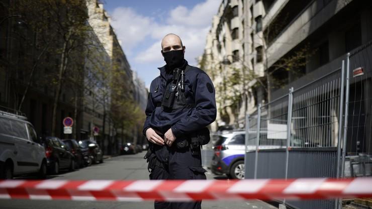 Paryż. Strzelanina przed szpitalem, jedna osoba nie żyje
