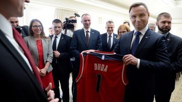 """Prezydent dziękuje Polonii amerykańskiej za dbanie o dobre imię Polski. """"Nie jest to łatwe zadanie"""""""