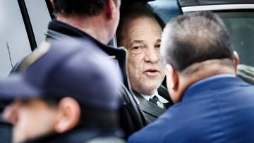 Weinstein porozumiał się z ofiarami. Jednak odszkodowania nie zapłaci