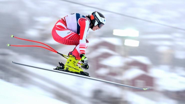Alpejskie MŚ: Siebenhofer wygrała zjazd do kombinacji, Gąsienica-Daniel 32.