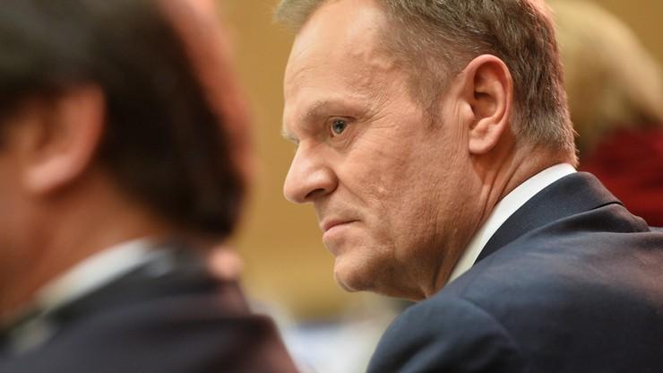 Wassermann: przesłuchanie Donalda Tuska przez komisję ds. Amber Gold możliwe we wrześniu