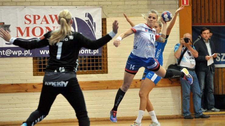 Puchar EHF: Porażka Pogoni Baltica Szczecin z Dunkami