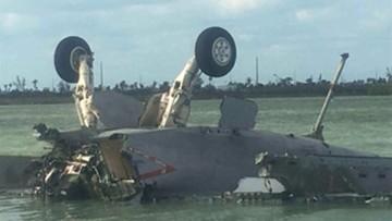 Myśliwiec US Navy rozbił się u wybrzeży Florydy. Dwie osoby zginęły