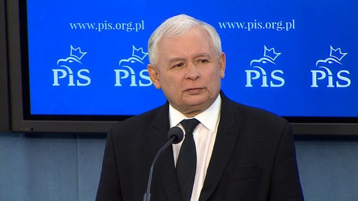 Prezes PiS: Trybunał Konstytucyjny jest organem politycznym, którego funkcja konstytucyjna jest nieokreślona