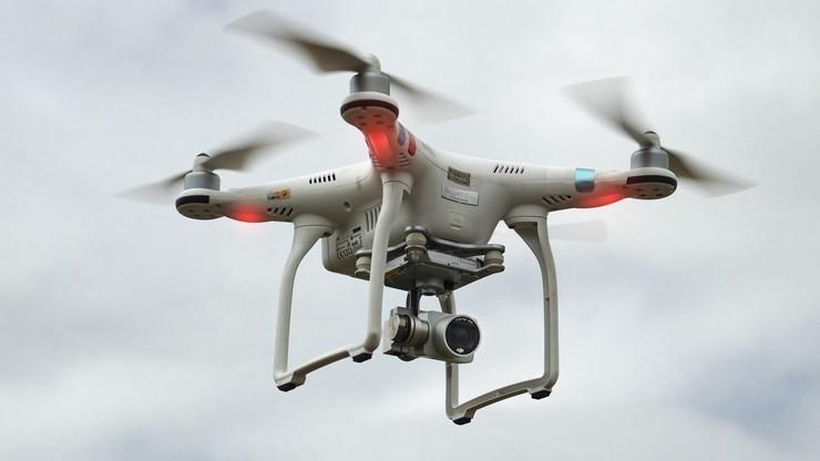 Malezja. Drony mierzą temperaturę i kontrolują przestrzeganie obostrzeń