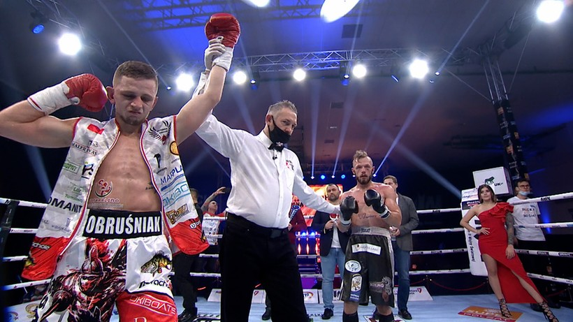 Premierowa gala Polsat Boxing Promotions!