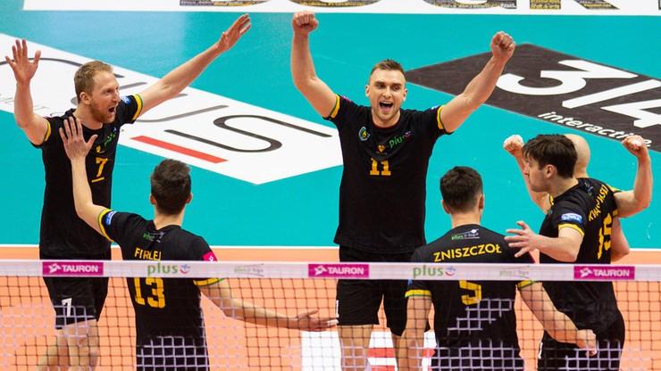 PlusLiga: GKS Katowice wygrał rywalizację o dziewiąte miejsce